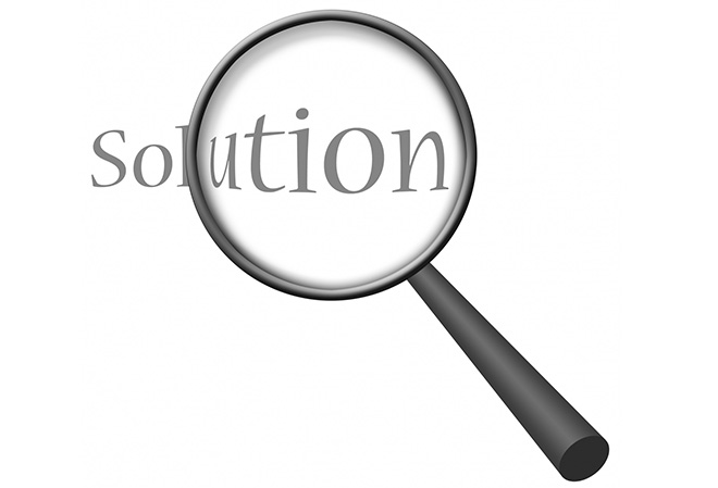 Solutions Approach: What does that mean exactly?