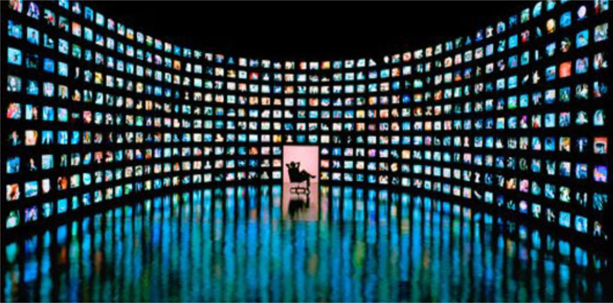 The Television Revolution and Staying on Top of the Changes