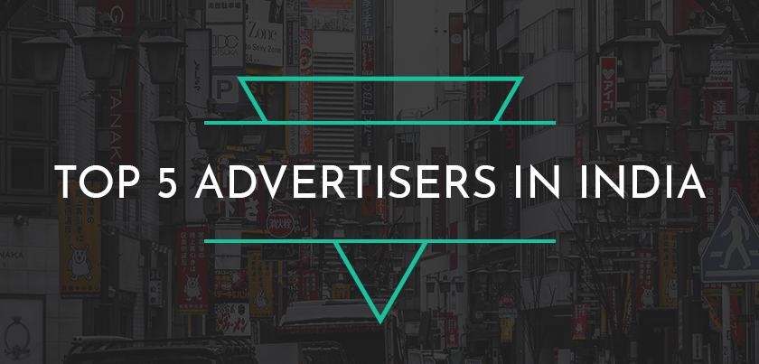 Top advertiser India