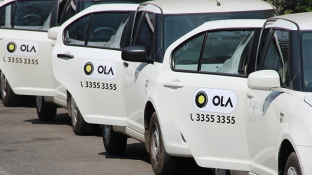 Ola Advertising - Next biggest OOH advertising platform
