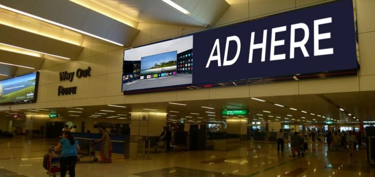 Why brands prefer Airport Advertising in India
