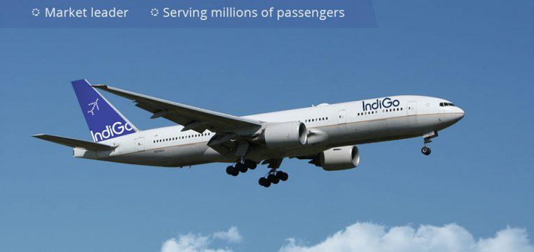 Indigo Airlines Advertising in India