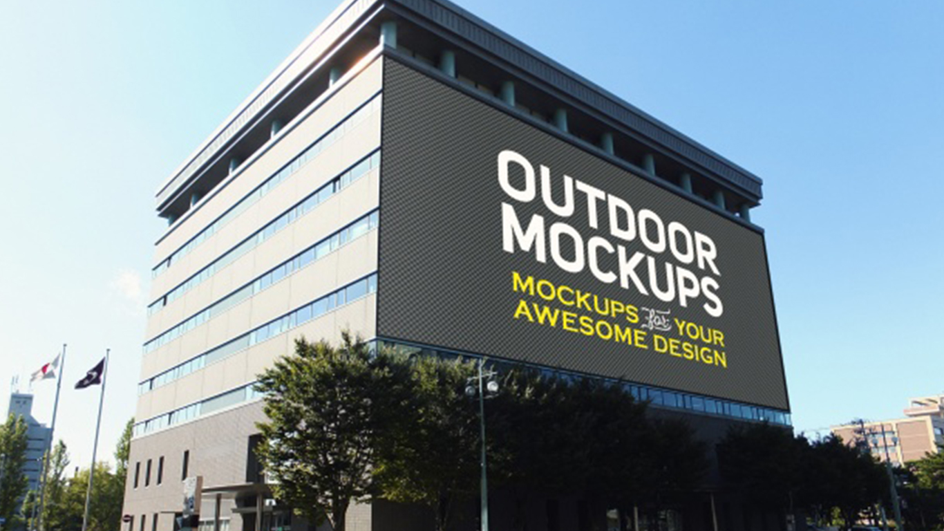 Best formats for outdoor advertising