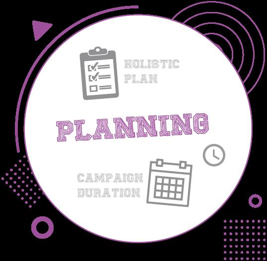 Media planning strategies
