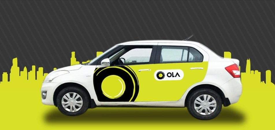 Ola Advertising in India: Outdoor advertising landscape